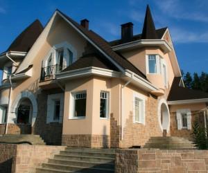Коттеджи и дома из газобетона