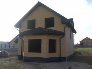 Коттеджи и дома из кирпича под ключ