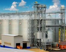 Строительство элеваторов, зернохранилищ
