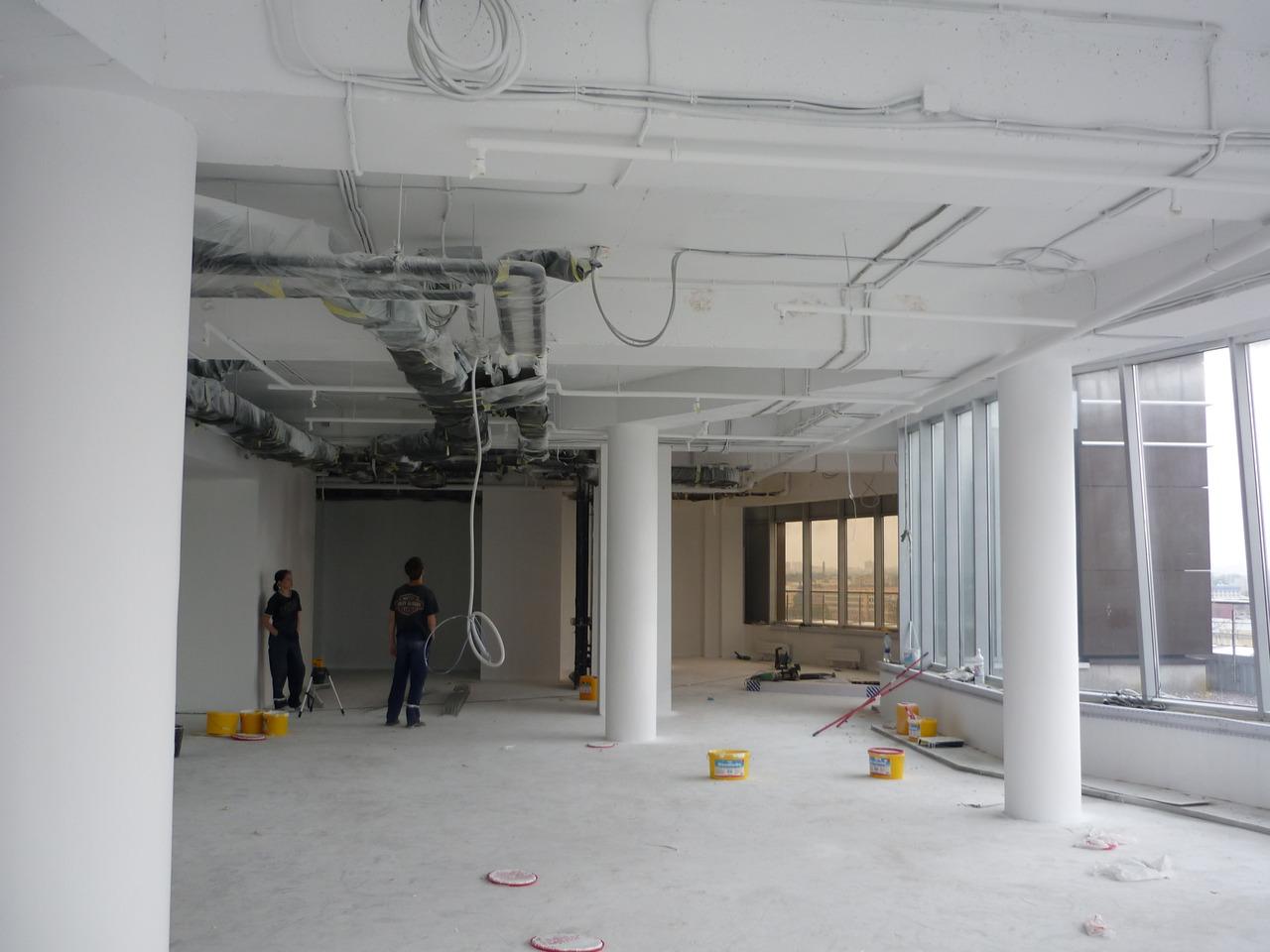 Отделка и ремонт коммерческой недвижимости Аренда офиса 7 кв Краснокурсантский 1-й проезд