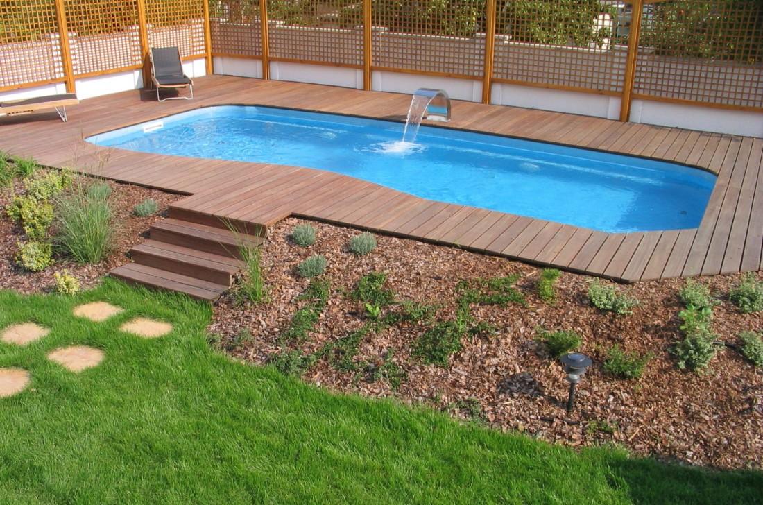Как построить бассейн в домашних условиях фото