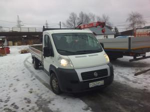 Аренда грузового автомобиля в Туле