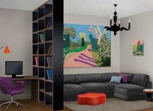 разделение комнаты