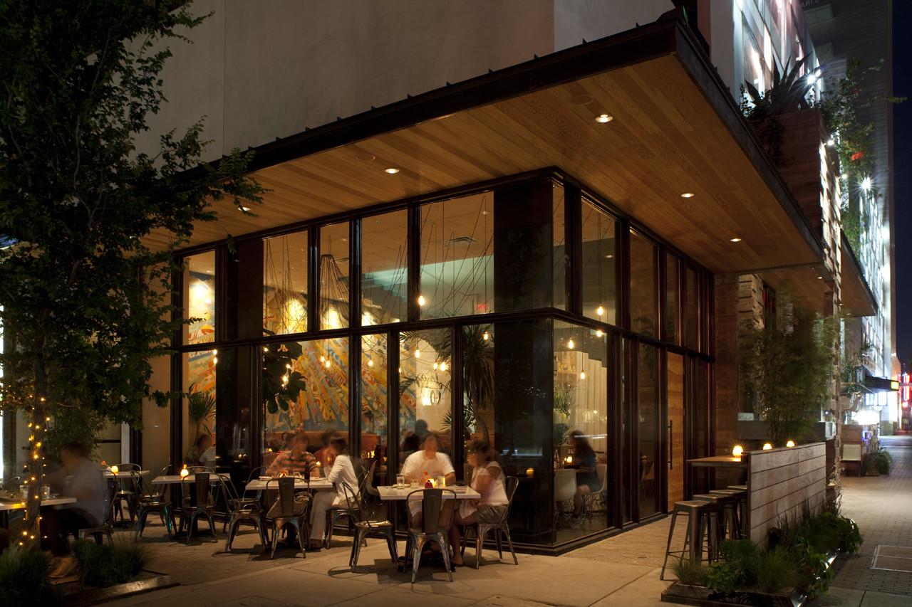Рестораны, кафе