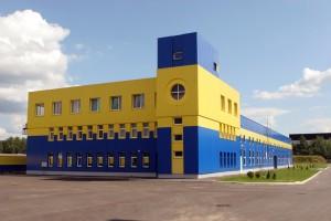 Заводы, фабрики, производственные здания