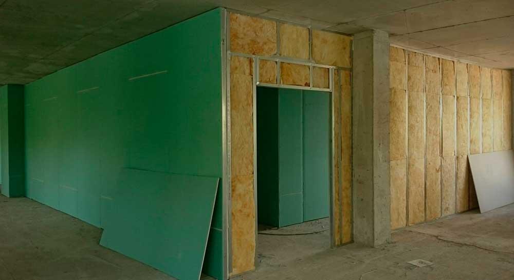 Как произвести звукоизоляцию стен?