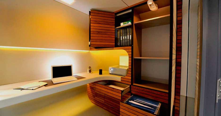 Создание мини-офиса дома